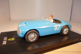 Ninco Ferrari 166 MM.  Licht-blauw.  No.87   nr. 50117 in OVP. Nieuw!