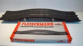 Fleischmann Auto-Rallye.  set Brugdelen 3124.  in OVP grijs