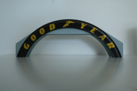 Scalextric Goodyear Bride nr. C.641 in OVP.*