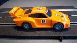Fleischmann Auto-Rallye. Porsche Turbo 935 oranje  nr. 3228