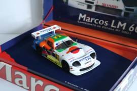 Fly Marcos LM600 Giftset nr. A28 in OVP.