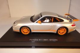 1:32  Porsche 911 (997) GT3RS   zilver  nr. 13213