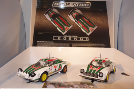 Scalextric Legends 1976 Lancia Stratos.  Limited Edition nr.C3894A in OVP. Nieuw!