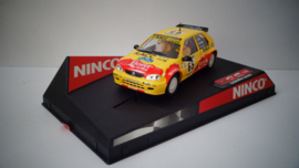 Ninco Citroen Saxo Super 1600 ''D.Sola'' No.2 Nr. 50290 In OVP*. Nieuw!