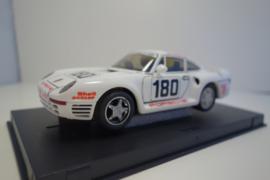 SCX Porsche 959 wit  ref: 4084  z.g.a.n. in OVP.*