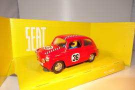 Scalextric Classic Seat 600 rood   ref.nr. 8333.