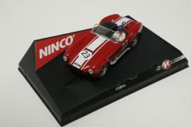 Ninco Shelby Cobra Goodwood No.23 nr 50196 in OVP. Nieuw!