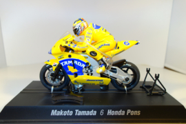 Scalextric MotoGP Honda.  Coureur Makoto Tamada.  nr C6002 in OVP.