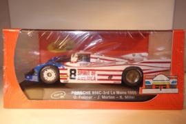 Slot-It Porsche 956 C   Le Mans 1986.  SICA02C.