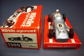 Märklin Sprint.  Mercedes W196 Monoposto r. 1300