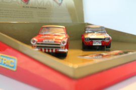 Scalextric Alan Mann Racing Limited Edition nr. C2981A in OVP.*