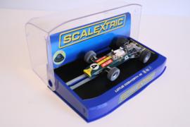 Scalextric Team Lotus Cosworth 49 Jim Clark 1968 No.4 nr. C3206 in OVP.* Nieuw!