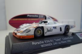 Spirit Porsche 936/81  'Jules'  nr.0801601 In OVP*. Nieuw!