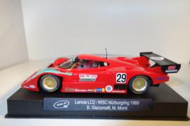 Slot-It  Lancia LC2  WSC Nürburgring 1989.  CA21c.