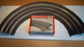 Fleischmann Auto-Rallye.  Kuipbocht 3151.   set in OVP grijs
