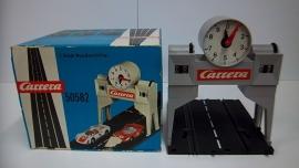 Carrera Universal Rondenteller met klok nr. 50582 in OVP