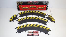 Carrera ExclusiV/Evolution/Digital OVP met 3 x slipstrook 1/60 nr. 20561