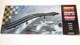 Carrera ExclusiV/ Evolution/ Digital OVP 4-delige brug nr. 20587