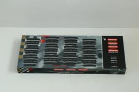 Carrera ExclusiV/ Evolution/ Digital OVP 12 x Bocht 4/15 nr. 20578 *3  in OVP