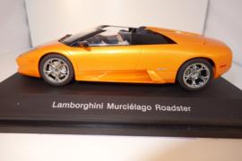 1:24  Lamborghini Murciélago Roadster  oranje metallic   nr. 14042