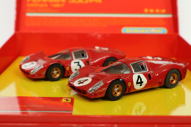 Scalextric Ferrari 330/P4 Limited Edition set nr.C2770A in OVP*. Nieuw!