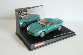 Carrera Evolution Aston Martin V12 Vanquish nr. 25700 in OVP*. Nieuw!
