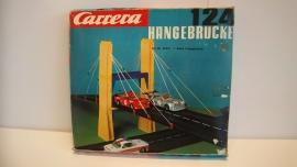 Carrera 124 Hangbrug nr. 20547 in OVP  nieuw !