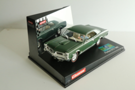 Carrera Evolution Pontiac GTO 1966 Green nr. 25444 in OVP *. Nieuw !