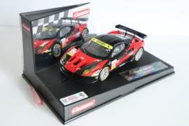 Carrera Evolution Ferrari 458 GT2 ''AT Racing'' No.56 nr.27511 in OVP*. Nieuw!