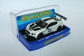 Scalextric Bentley Continental GT3  nr. C3514 in OVP. Nieuw!