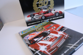 Scalextric 50 Year Limited Edition Ferrari set  nr. C2782a in OVP*. Nieuw!