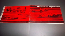 Märklin Sprint  handleidingen, folders en catalogi.