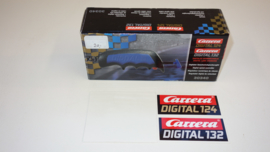 Carrera Digitale regelaar zwart/blauw met krulsnoer nr. 30340 in OVP