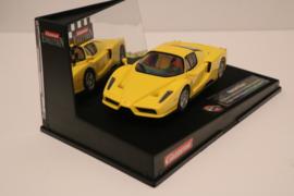 Carrera Evolution Ferrari Enzo Geel nr. 25703 in OVP* Nieuw!