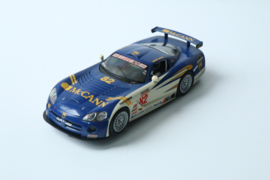 Scalextric Dodge Viper Limited Blauw/Wit nr. C2523