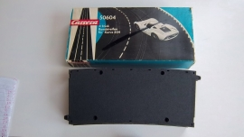 Carrera Universal Set Slipstroken voor bocht 4  nr. 50604 in OVP