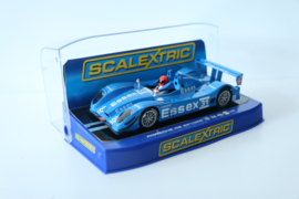 Scalextric Porsche RS Spyder Team Essex nr.3086 in OVP*. Nieuw!