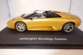 1:24  Lamborghini Murciélago Roadster  goud metallic   nr. 14041