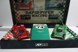 Fly 2x Porsche 917K David Piper Racing nr. 96010 in OVP. Nieuw!