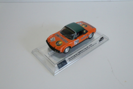 SRC Porsche 914/6GT ''JagerMeister'' Limited Edition in OVP. Nieuw!