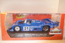 Slot-It Porsche 956C   3rd Le Mans 1983.  SICA02a.