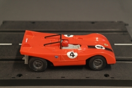 Carrera Universal Ferrari 312P  nr. 40418   oranje/rood