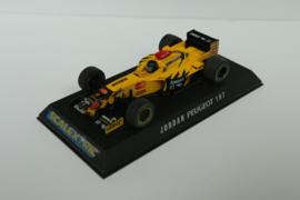 Scalextric Jordan Peugeot F1 No.9 197 nr.C2196 in OVP*.