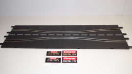 Carrera ExclusiV/Evolution/Digital   chicane-set  nr. 20516.   4*