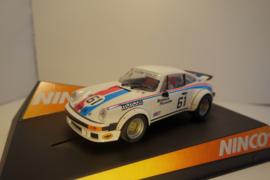 Ninco Porsche 934 BRUMOS racing  No.61.   nr. 50332 in OVP. Nieuw!