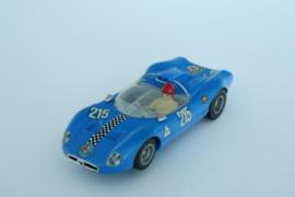 Fleischmann Auto-Rallye Alfa Romeo Blauw nr. 3211
