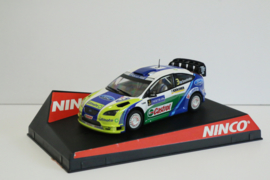 Ninco Ford Focus Rally WRC M. Gronholm nr. 50425 In OVP*.