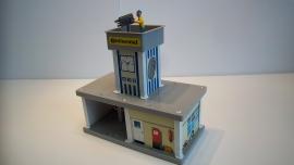 Carrera Pitbox nr. 50610 + TV toren nr. 50611