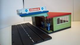 Carrera Tankstation/ Tankstelle  nr. 51606