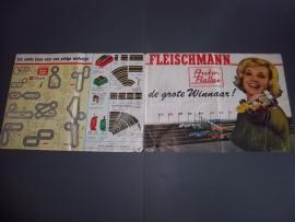 Fleischmann handleidingen, folders & catalogi